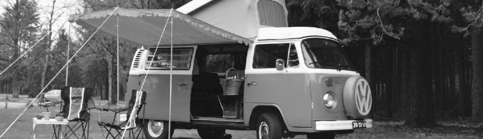 Heerlijk camperen! Foto: Retroweekend